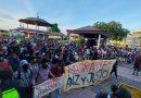 Caravana migrante sale de Chiapas rumbo a frontera con EU