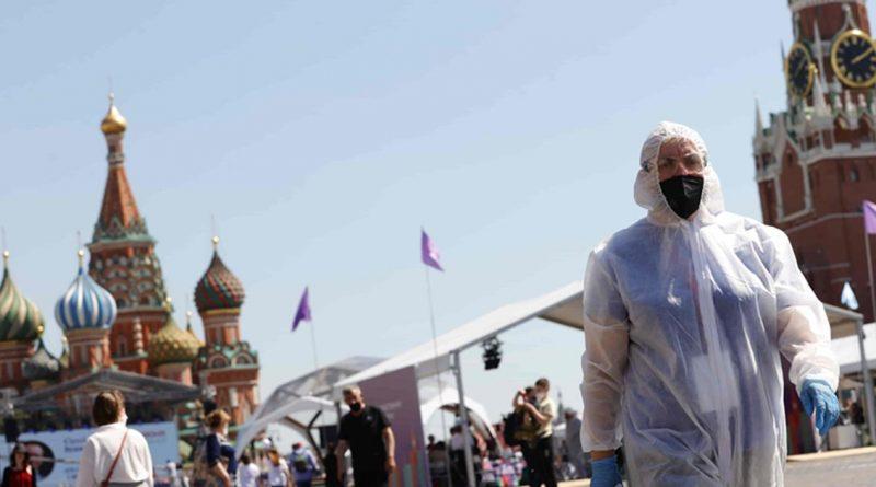 Rusia decreta semana no laborable